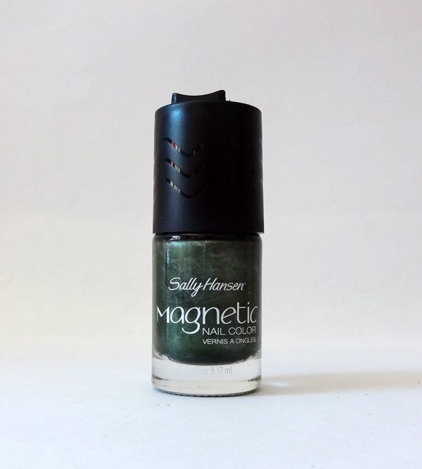 SALLY HANSEN MAGNETIC NAIL COLOR # 907 ELECTRIC EMERALD – Beat Bargains
