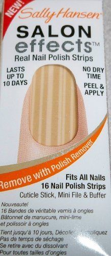 Sally Hansen Effects Real Nail Polish Strips Wicked Bamboo – Beat ...