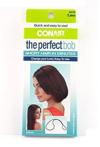 Conair-The-Perfect-Bob-1-Piece-item-55706V-Short-Hair-in-Minutes-New-in-Pack-291862459632
