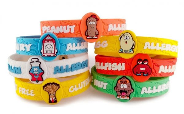 Allermates-Allergy-Alert-Wristbands-and-Stickers-YOU-CHOOSE-Buy-2-Get-15off-292291585363