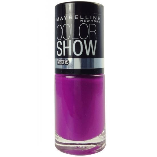 Maybelline New York Color Show Nail Lacquer, \