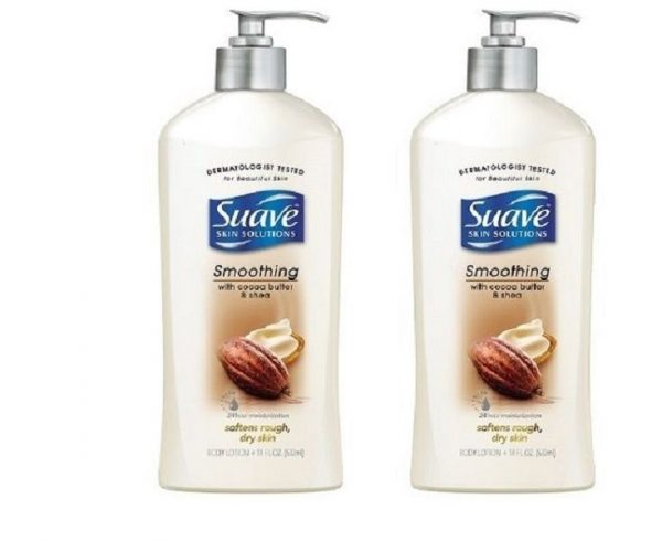 Suave-Smoothing-with-Cocoa-Butter-Shea-Hand-and-Body-Lotion-36-fl-oz-291700896726
