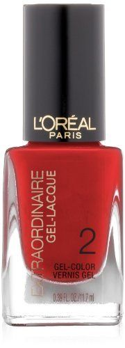 LOreal-RED-Y-TO-SHINE-Extraordinaire-Gel-Lacque-nail-polish-291868578128