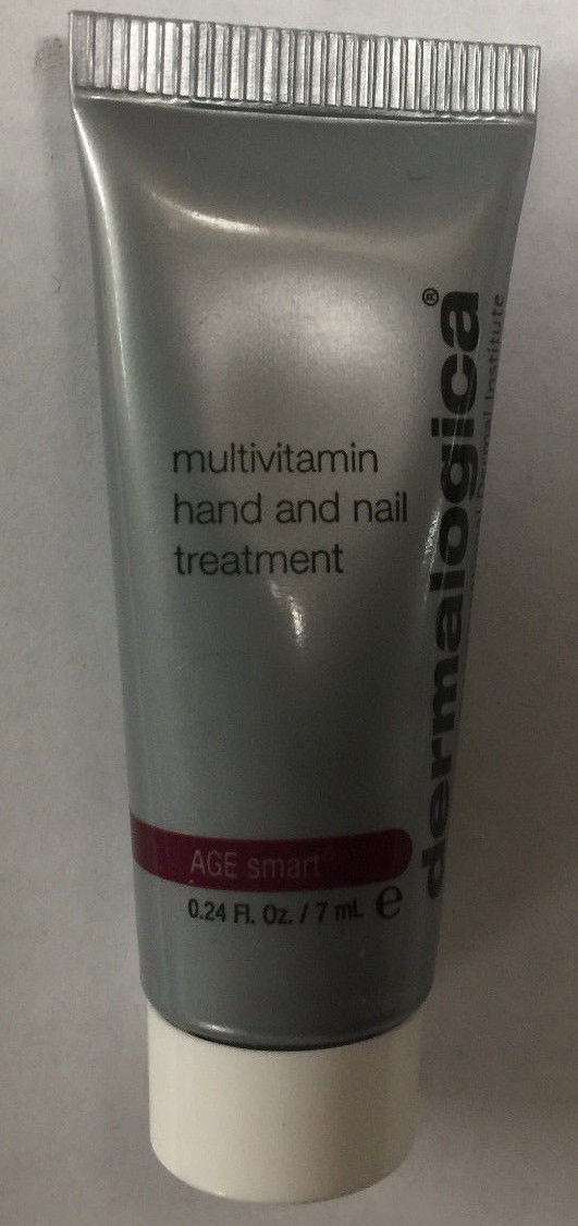 Dermalogica Multivitamin Hand And Nail Treatment (Travel Size 0.24oz ...