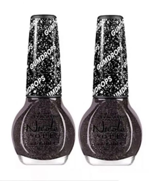 Lot Of 2 Ni199 Nicole By Opi Nail Lacquer A Nise Treat 5oz
